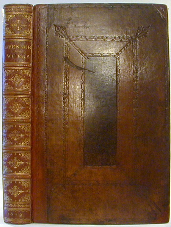 The Works of the Famous English Poet, Mr. Edmond Spenser: The Faery Queen, The Shepherds Calendar, The History of Ireland, &c.; Whereunto is added, An Account of his Life, With other new Additions Never before in Print. Edmond Spenser.