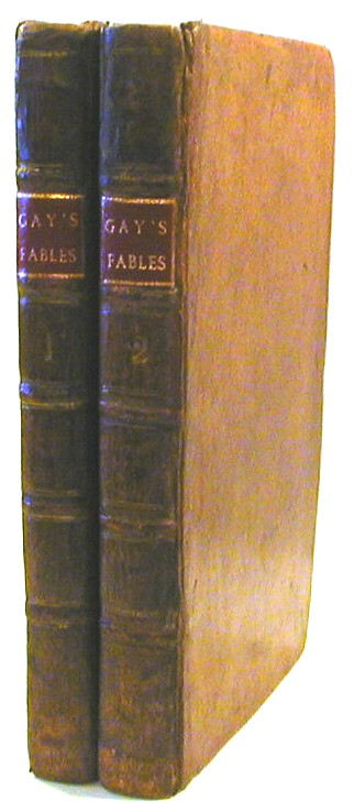 Fables. By the late Mr. Gay. John Gay.
