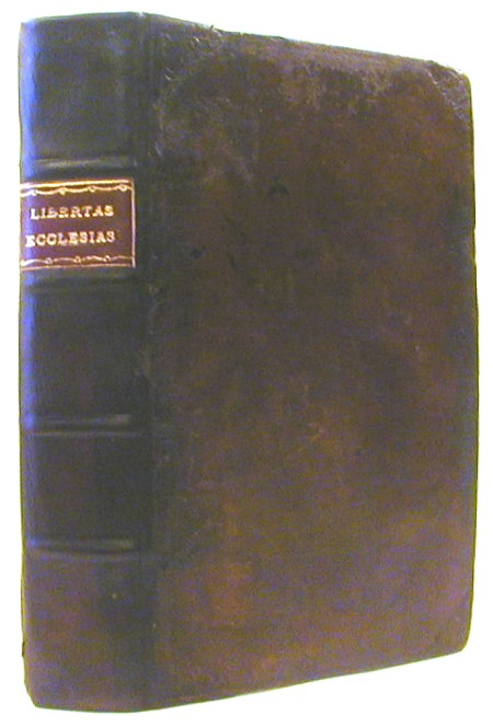Libertas Ecclesiastica, Or, A Discourse Vindicating the Lawfulness of Those Things Which are Chiefly Execpted Against in the Church of England, Especially in its Liturgy and Worship. William Falkner.