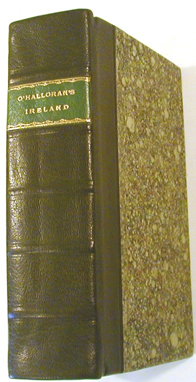 An Introduction to and an History of Ireland. S. O'Halloran.
