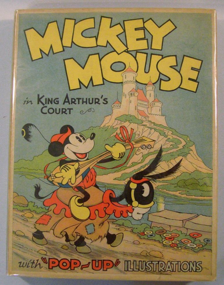 Mickey Mouse in King Arthur's Court. Walt Disney.
