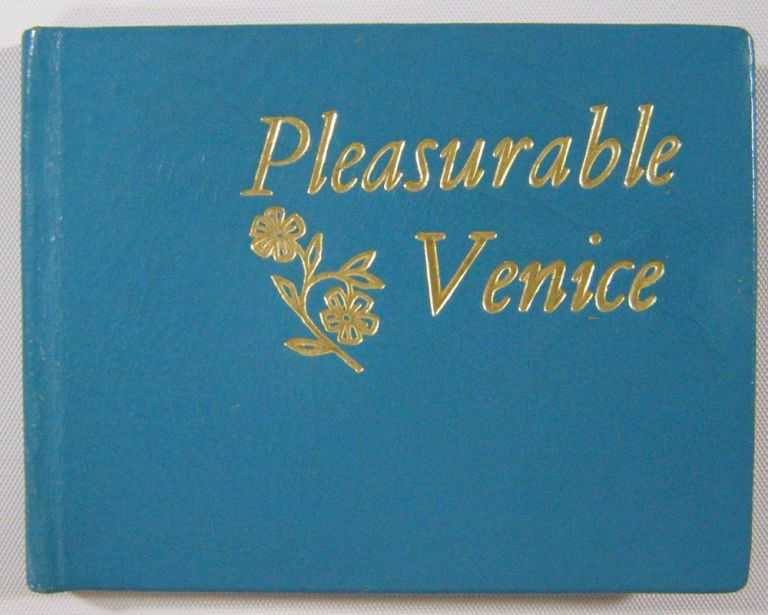 Pleasurable Venice. Miniature, Suzanne Smith Granzow-Pruchniki.
