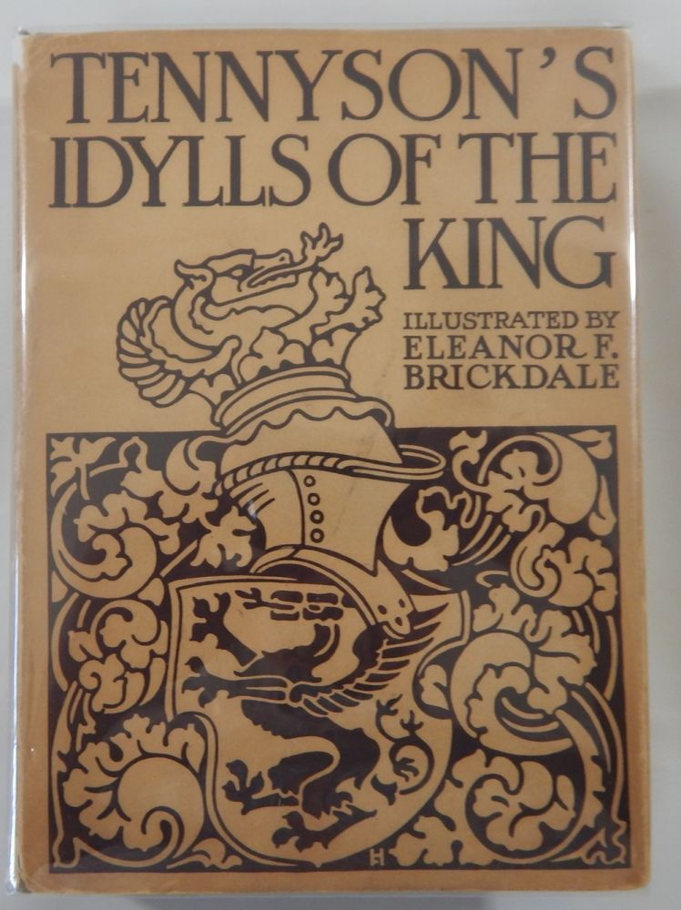 Idylls of the King. Alfred Lord Tennyson.