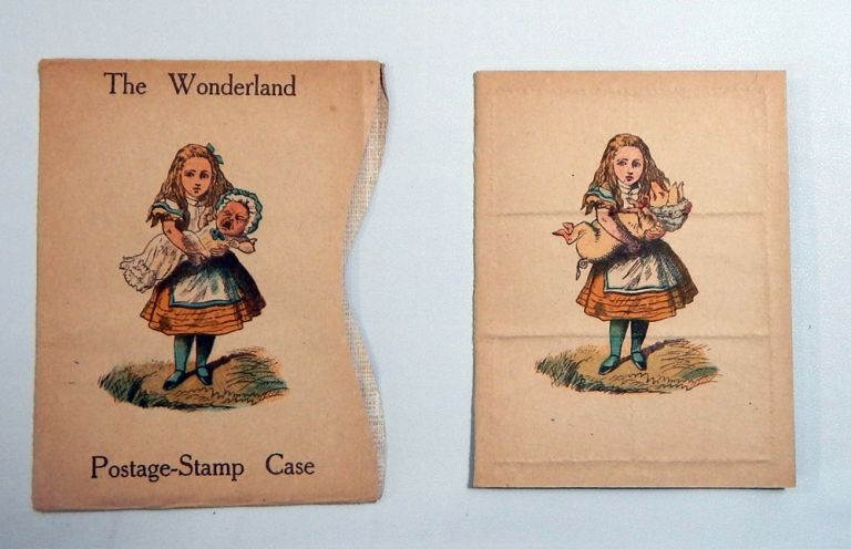 The Wonderland Postage-Stamp Case, with Eight or Nine Wise Words About Letter-Writing. Lewis Carroll.