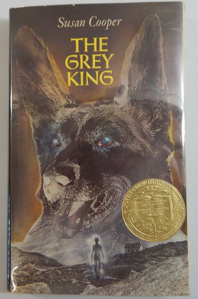 The Grey King. Susan Cooper.