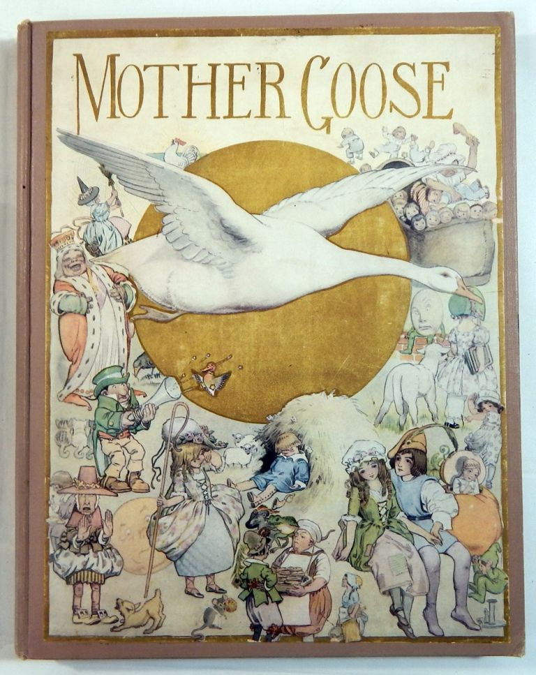 The Fanny Cory Mother Goose. Mother Goose.