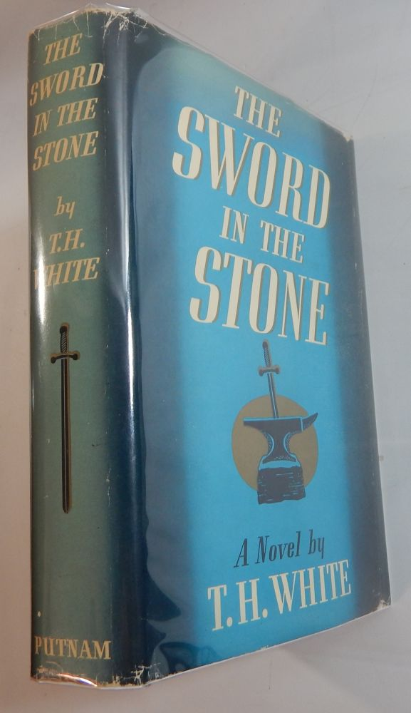 The Sword in the Stone (Publisher's copy). T. H. White.