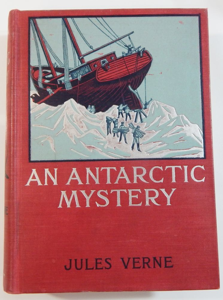 An Arctic Mystery. Jules Verne.