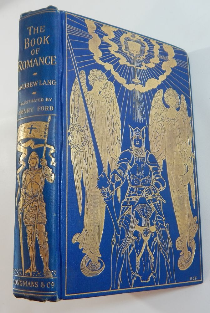 The Book of Romance. Andrew Lang, ed.