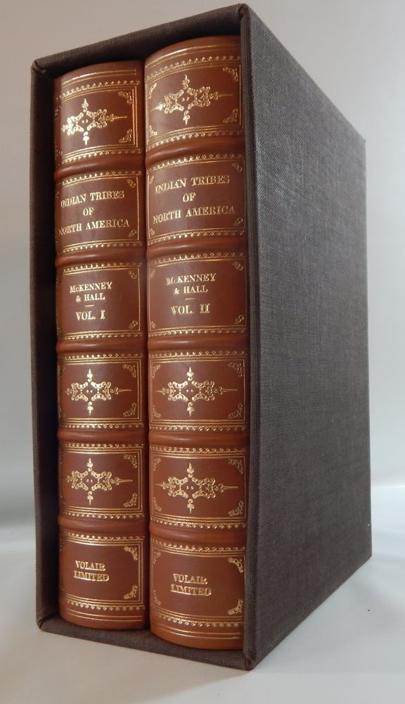 History of the Indian Tribes of North America. . James Hall, Thomas L. McKinney.