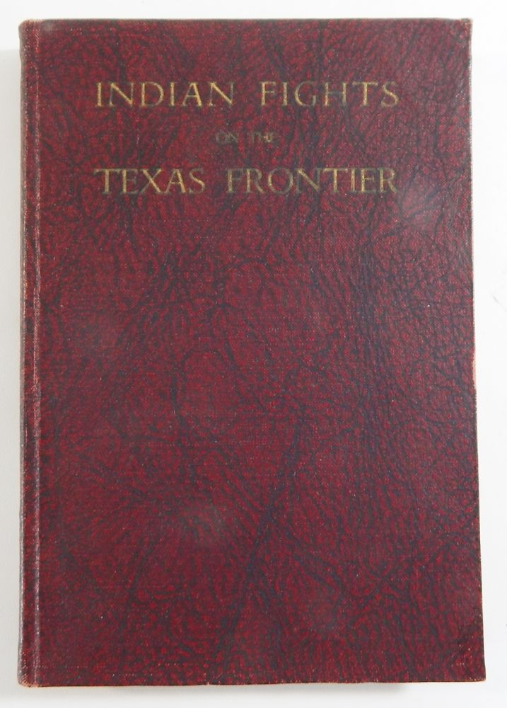 Indian Fights on the Texas Frontier. E. L. Deaton.