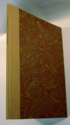 The Fortsas Catalogue, A Facsimile, With an introduction. Lessing J. Rosenwald
