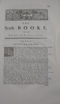 The History of Great-Britain, from the first Inhabitants thereof, 'till the Death of Cadwalader...; and of the Kings of Scotland to Eugene V. and also a short Account of the Kings, Dukes, and Earls of Bretagne...in which are several Pieces of Taliessin, an antient British Poet, and a Defence of the Antiquity of the Scottish Nation ... to this is added The Breviary of Britayne, written in latin by Humphrey Lhuyd ... and Englished by Thomas Twyne....