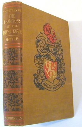 The Story of the Champions of the Round Table (Signed). Howard Pyle