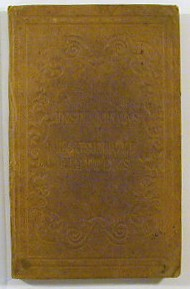 Instructions in Household Matters; Or, The Young Girl's Guide to Domestic Service. Written by a Lady