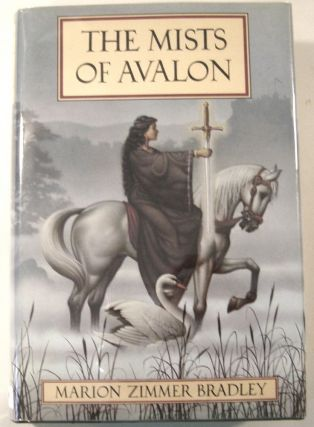 The Mists of Avalon (Inscribed). Marion Zimmer Bradley.