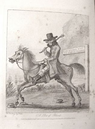 An Academy for Grown Horsemen, Containing the Completest Instructions for Walking, Trotting, Cantering, Galloping, Stumbling, and Tumbling.; Illustrated with Copper Plates, and Adorned with a Portrait of the Author.