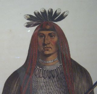 Wa-Na-Ta, Grand Chief of the Sioux