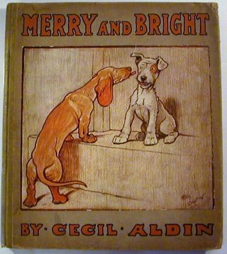 Merry and Bright. Cecil Aldin