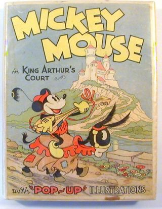 Mickey Mouse in King Arthur's Court. Walt Disney