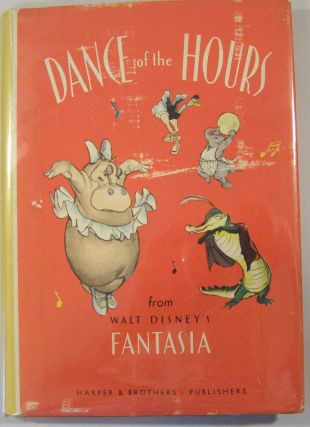Dance of the Hours from Walt Disney's Fantasia. Walt Disney