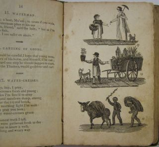 City Scenes; Or A Peep into London for Good Children; By the Author of Rural Scenes