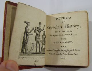 Pictures of Grecian History in Miniature. Alfred Mills