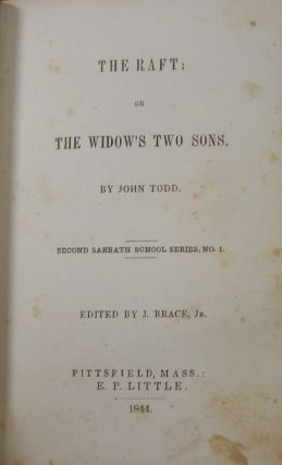 The Raft; Or The Widow's Two Sons