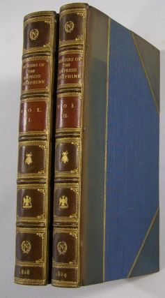 Memoirs of the Empress Josephine with Anecdotes of the Courts of Navarre ad Mailaison