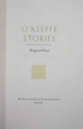 O'Keeffe Stories