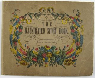 The Illustrated Story Book; Translated from the Gedrman by Madame de Chateain. Constantin...