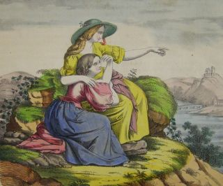 The Illustrated Story Book; Translated from the Gedrman by Madame de Chateain