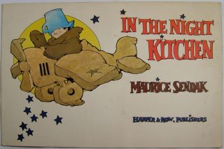 Display: In the Night Kitchen. Maurice Sendak