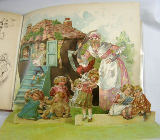 The Land of Long Ago: A Visit to Fairyland with Humpty Dumpty