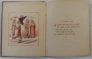 Nonsensical Rhymes Illustrated (Rummical Rhymes; Ye Comical Rhymes of Ancient Times)