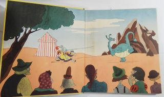 Walt Disney's Story of The Reluctant Dragon
