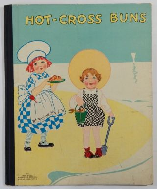 Hot Cross Buns. Mother Goose