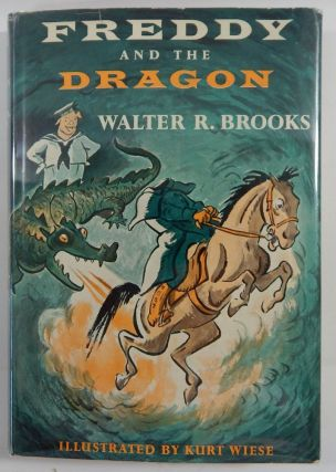 Freddy and the Dragon. Walter R. Brooks