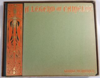 A Legend of Camelot, Pictures and Poems by George de Maurier