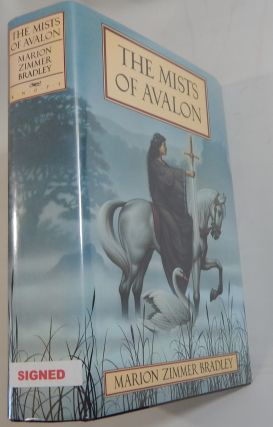 The Mists of Avalon (Inscribed). Marion Zimmer Bradley