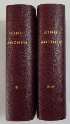 The History of the Renowned Prince Arthur, King of Britain: