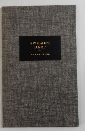 Gwilan's Harp (Signed)