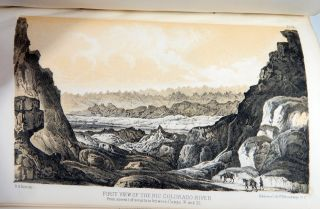 Report of an Expedition Down the Zuni and Colorado Rivers