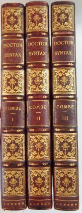 The Three Tours of Doctor Syntax, In Search of the Picturesque. William Combe