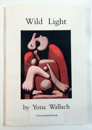 Wild Light: Selected Poems of Yona Wallach