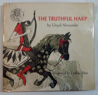 Alexander, Lloyd: The Truthful Harp. Lloyd Alexander