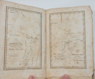 Hall, Basil: Account of A Voyage of Discovery to the West Coast of Corea, and the Great Loo-Choo Island; With Two Charts
