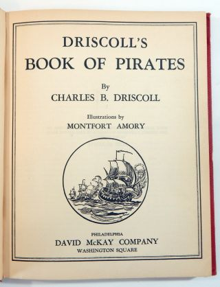 Driscoll's Book of Pirates