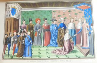 Chronicles of England, France, Spain and the Adjoining Countries