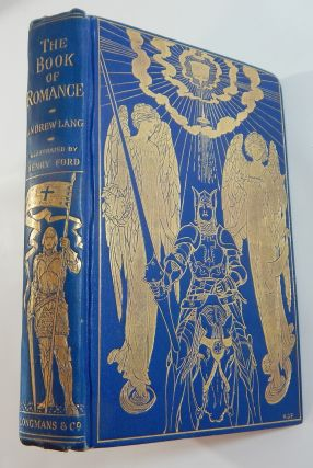 The Book of Romance. Andrew Lang, ed